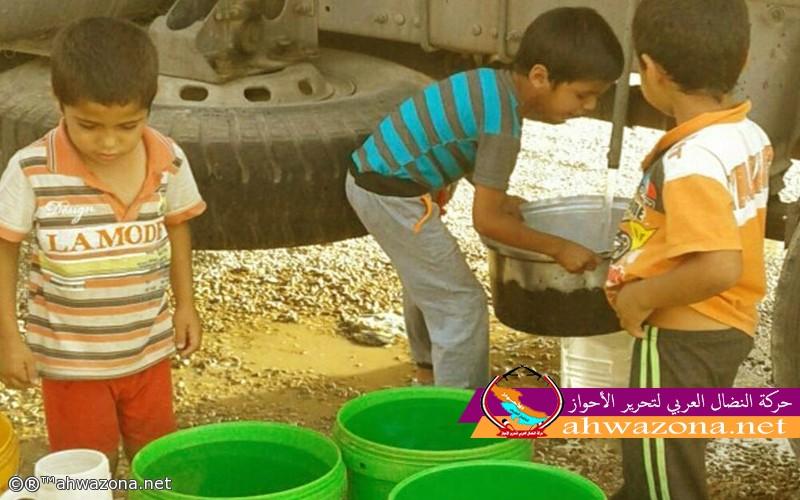 قلة المياه وقطع المتكرر للكهرباء هاجس يؤرق المواطن الأحوازي