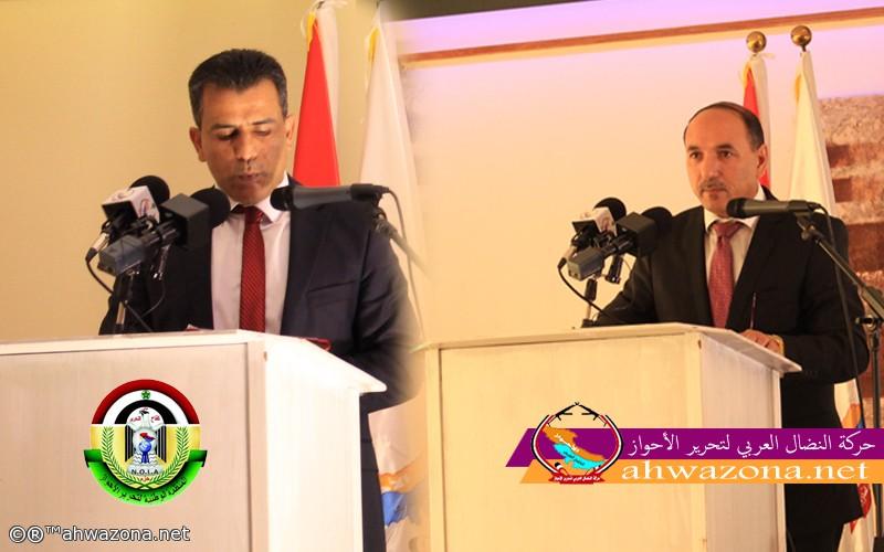 قيادة منظمة حزم تهنئ السيد أحمد مولى رئيس حركة النضال بمناسبة عيد الفطر المبارك