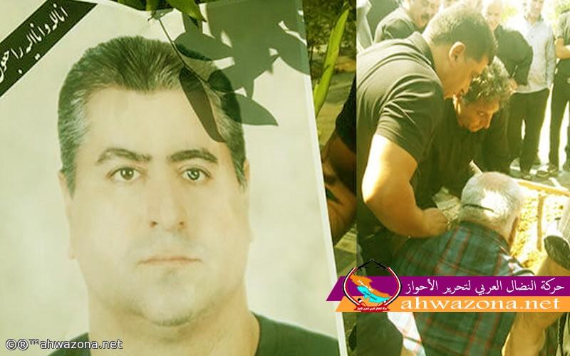 المخابرات الإيرانية تمنع أسرة مهاجم مترو طهران من إقامة العزاء