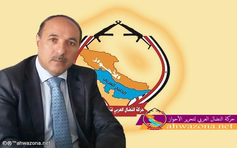 حركة النضال تنعي قائدها ورئيسها الشهيد بإذن الله المناضل أحمد مولى