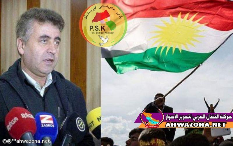 عربی-کوردی: تشكيل حكومة مؤقتة لشرق كوردستان في المهجر ضرورة ..