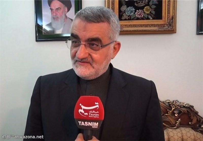 إيران تستنكر حماية أوروبا للمعارضة وتعلن سيطرتها الأمنية على العراق وسوريا