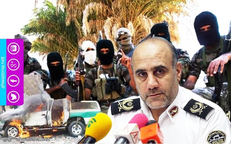 إعتراف إيراني بالوضع الأمني المتردي في بلوشستان