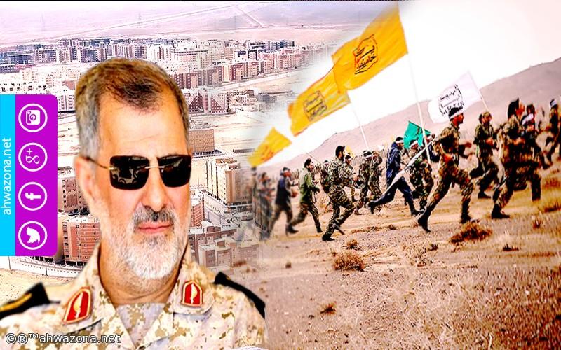 تدشين مشاريع أمنية جديدة بحضور أبرز جنرالات الحرس الثوري