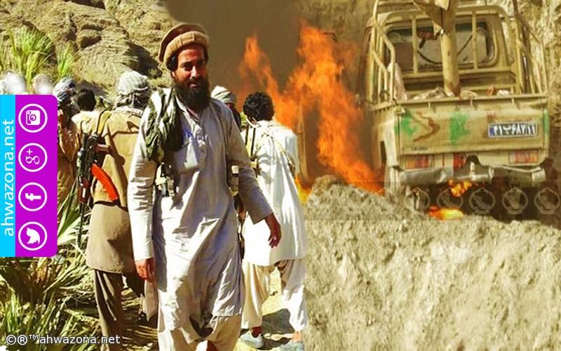 إيران تجري مناورات والمقاومة تستهدف قوات الحرس الثوري في بلوشستان