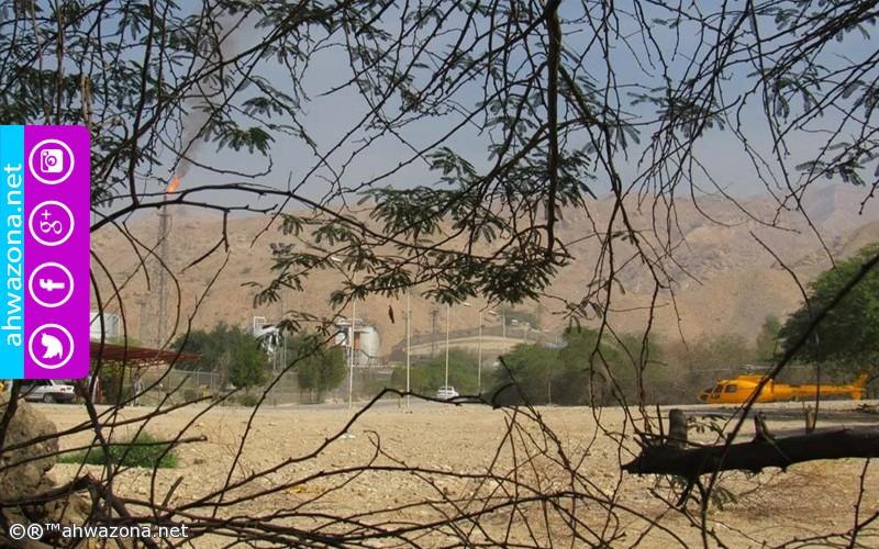 مقتل ثلاثة عمال وجرح آخرين في منشآت النفط والغاز شمال محافظة أبوشهر