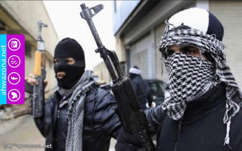 بالفيديو - المقاومة تهاجم مقر للحرس الثوري وتفجر منشآت نفطية شرق الأحواز