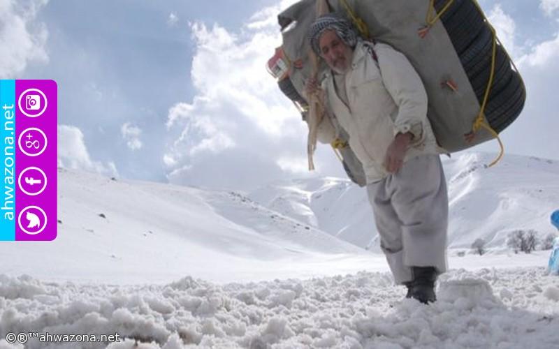 مقتل 4 وجرح آخرين في إنهيار الثلج في جبال كردستان