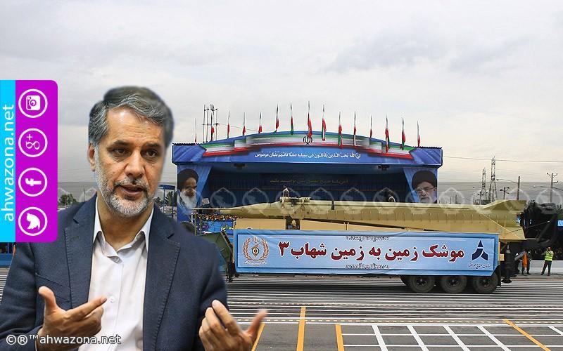مسؤول إيراني لن نتراجع عن تطوير المشروع الصاروخي