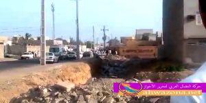 بالفيديو - سقوط قتلى وجرحى في صفوف القوات الإيرانية في مدينة شابهار البلوشية