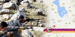هجوم للمقاومة الكوردية يسفر عن سقوط قتلى وجرحى من القوات الإيرانية