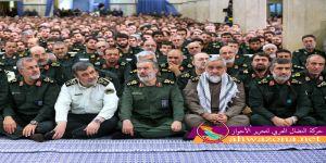 اعتقالات في صفوف الحرس الثوري الإيراني بعد تسريب وثيقة سرية