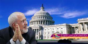 ظريف يتهم الرئيس الأمريكي بنقض الاتفاق النووي