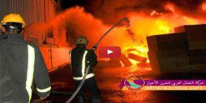 عاجل -قتلى وجرحى في إنفجار محطة وقود في الأحواز العاصمة