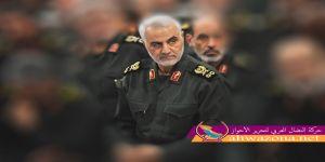 سليماني: إيران مصابة بالفتنة وأنها منشقة لشقين خطيرين
