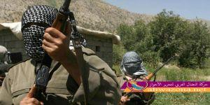 الحرس الثوري يتوعد التنظيمات الكوردية المقاتلة