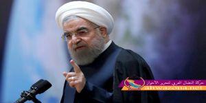الرئيس الإيراني يتهم أمريكا بعرقلة تطبيق الإتفاق النووي