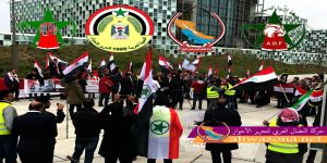 القوى الوطنية الأحوازية تدعوة لمظاهرة في بروكسل