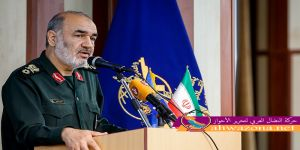 نائب قائد الحرس الثوري: إيران تقاتل أمريكا في الجزيرة العربية وأفريقيا