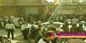 مواجهات عنيفة بين المواطنيين الآذريين وقوات الأمن في مدينة أرومية