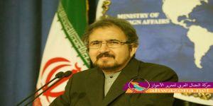 قاسمي؛ أمريكا تسعى لزعزعة الإستقرار في إيران