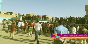 إعتقالات واسعة في إقليم آذربيجان المحتل