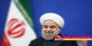 روحاني يتهم أمريكا بالتآمر على إيران وزعزعة إستقرارها الداخلي