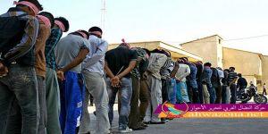 إعتقالات عشوائية واسعة تنفذها المخابرات وقوات الشرطة الإيرانية في الأحواز