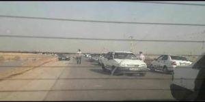الإحتلال يرفع السيطرات التي وضعها لقطع الطرق المؤدي لمنطقة الشعيبية