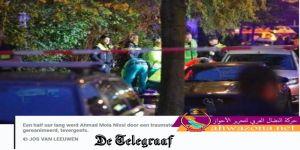 صحيفة تيليخراف: مولى طالب الشرطة الهولندية بتأمين حماية له دون جدوى