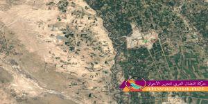 مصادرة 240 الف هكتار من اراضي الاحوازيين في مدينة السوس