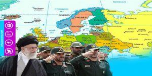 احتجاز دبلوماسيين أوروبيين في سقز والحرس يحذر