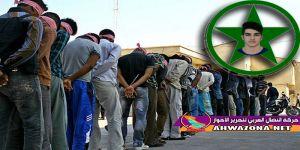 الإحتلال يشن حملة إعتقالات عشوائية في الأحواز العاصمة