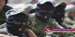 الإحتلال الإيراني يحصّن مواقعه العسكرية