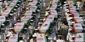 الإحتلال الفارسي يستغل جثث الحرب الفارسية-العراقية لترويج العنصرية