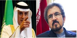 إيران تتهم السعودية بدعم الإرهاب وقتل الإطفال والنساء