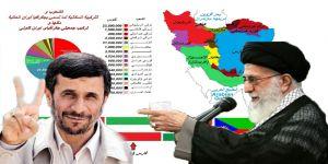 أحمدي نجاد يكسر عصى طاعة المرشد