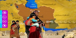 إيران تغيير التركيبة السكانية في بلوشستان
