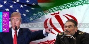 شمخاني يؤكد على عدم تأثير الإنتخابات الأمريكية على السياسة الإيرانية