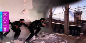 هروب ثلاثة أسرى وإستشهاد مواطن بلوشي على يد قوات الإحتلال الفارسي