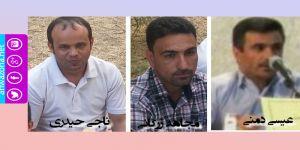 المخابرات تشن حملة إعتقالات في الأحواز العاصمة