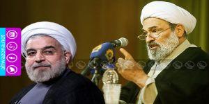 رئيس الجبهة الشعبية المتشددة يهاجم حكومة روحاني