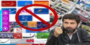 محافظ شمال الأحواز يُبعد وكالات الأنباء الإيرانية من تغطية الأخبار