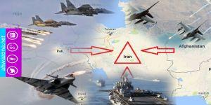 دويتشه فيله: أمريكا رتبت إستهداف إيران من خلال ثلاثة دول شرق أوسطية