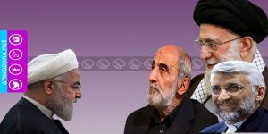أحوازنا يرصد تصريحات التيار المتشدد ضد الرئيس روحاني