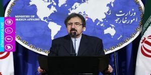 المتحدث بإسم الخارجية الإيرانية يتهم المملكة بالإرهاب