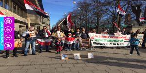 دعوة لمظاهرة أحوازية في مملكة السويد يوم 29 ابريل