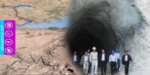 الإحتلال يدشن أكبر مشروع لنقل مياه الأنهر الأحوازية إلى العمق الفارسي