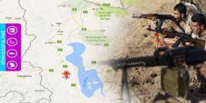 كمين للمقاومة الكوردية يسفر عن مقتل ضابطين وجرح 7 آخرين