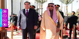 تخوف إيراني كبير من علاقة المملكة السعودية مع جمهورية طاجيكستان